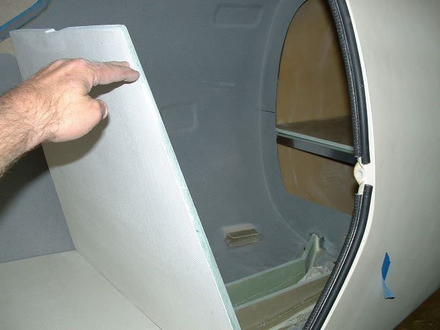 Interior Glasair Custom Aviation Parts & Accessories For
